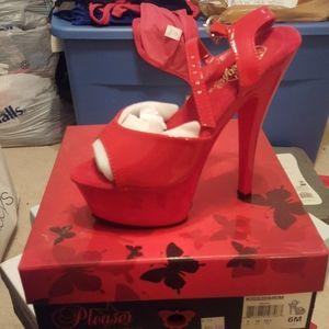pleaser heels